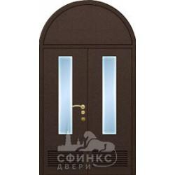 Входная металлическая дверь 58-114