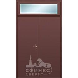 Входная металлическая дверь 58-87