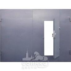 Металлическая дверь - 61-19