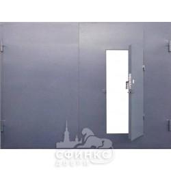 Входная металлическая дверь 61-19