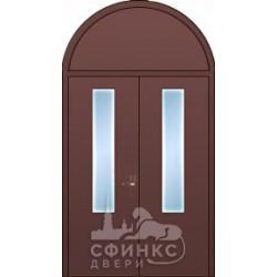 Входная металлическая дверь 58-107