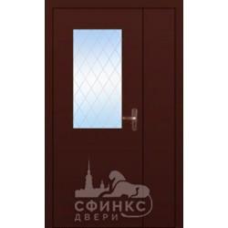 Входная металлическая дверь 58-47