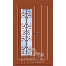 Металлическая дверь - 58-58
