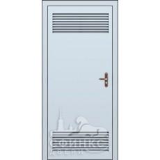 Металлическая дверь - 58-24
