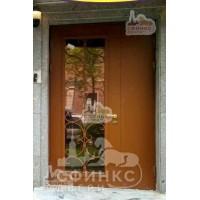 Металлическая дверь - 61-43