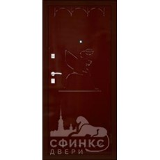 Металлическая дверь - 06-01