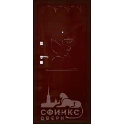 Входная металлическая дверь 06-01