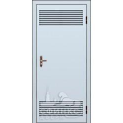 Входная металлическая дверь 58-24