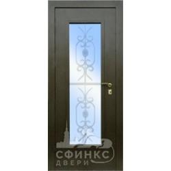 Входная металлическая дверь 64-11