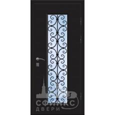 Металлическая дверь - 58-18