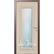 Металлическая дверь - 66-42