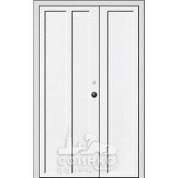 Входная металлическая дверь 62-52