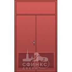 Металлическая дверь - 58-102