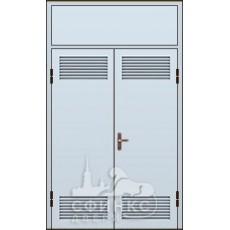Металлическая дверь - 58-103