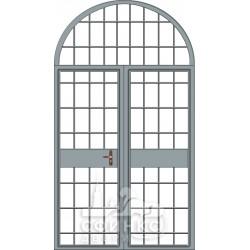 Входная металлическая дверь 011