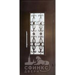 Входная металлическая дверь 64-53