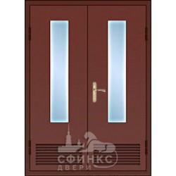 Входная металлическая дверь 58-73