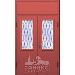 Входная металлическая дверь 58-100