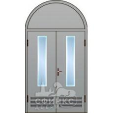 Металлическая дверь - 58-123