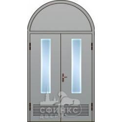 Входная металлическая дверь 58-123