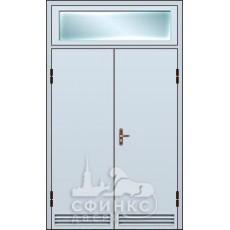 Металлическая дверь - 58-104