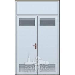 Входная металлическая дверь 58-103