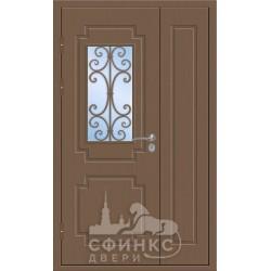 Входная металлическая дверь 58-56