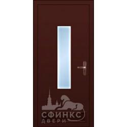 Входная металлическая дверь 58-09