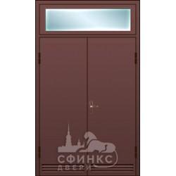 Входная металлическая дверь 58-89