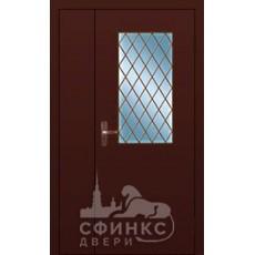Металлическая дверь - 58-47