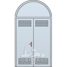 Металлическая дверь - 58-122
