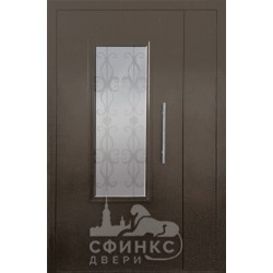 Входная металлическая дверь 61-24