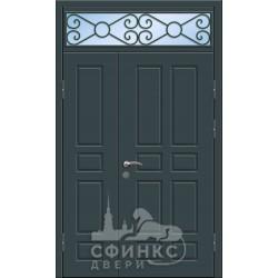 Входная металлическая дверь 58-97