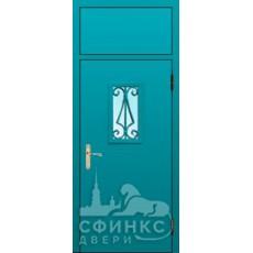 Металлическая дверь - 58-31