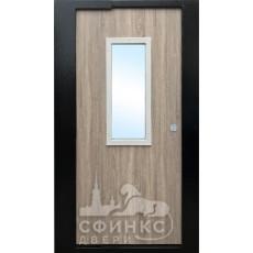 Металлическая дверь - 64-57