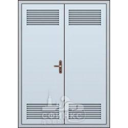 Входная металлическая дверь 58-80