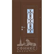 Металлическая дверь - 58-57