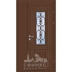Входная металлическая дверь 58-57