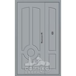 Входная металлическая дверь 04-21