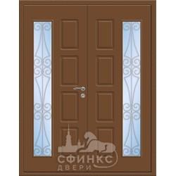 Входная металлическая дверь 58-76