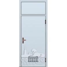 Металлическая дверь - 58-42