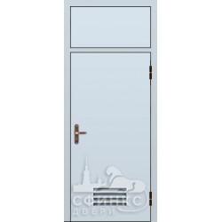 Входная металлическая дверь 58-42