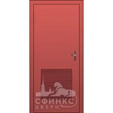 Металлическая дверь - 58-23