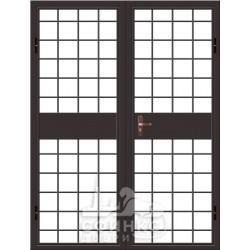 Входная металлическая дверь 010