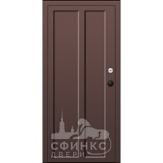 Металлическая дверь - 62-50