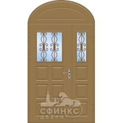 Входная металлическая дверь 58-116