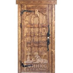 Входная металлическая дверь 61-27