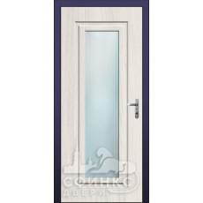 Металлическая дверь - 66-40