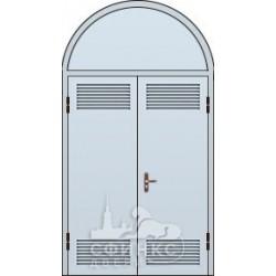 Входная металлическая дверь 58-122