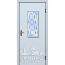 Металлическая дверь - 58-21